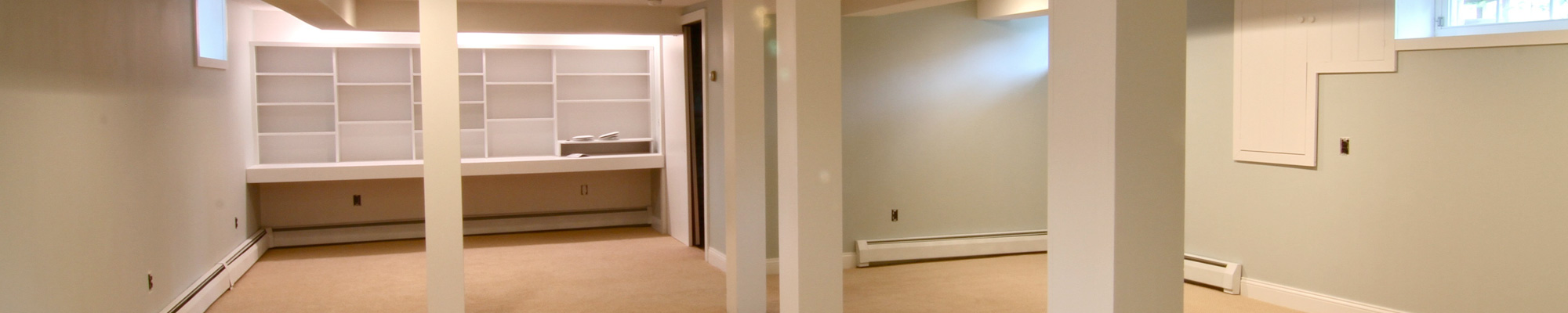 basement lowering underpinning and basement renovations