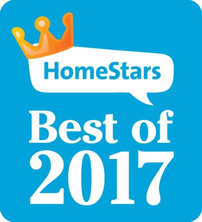 HomeStars Best of 2017